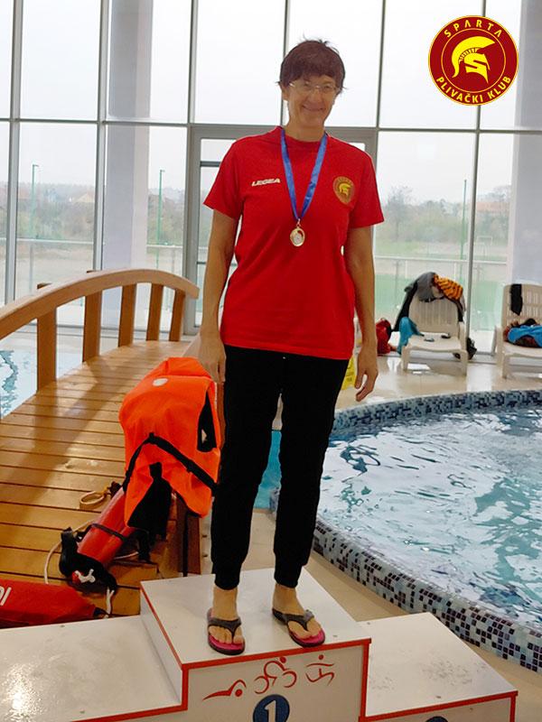 Gordana Krstić - Masters 2018