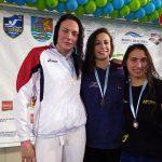 Jovana Bogdanović - 50 m prsno - Velika nagrada Srbije 2016.
