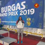 Jovana Bogdanović - BURGAS Grand Prix 2019