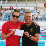 Jovana Bogdanović i Nenad Jović - Montenegro open 2018