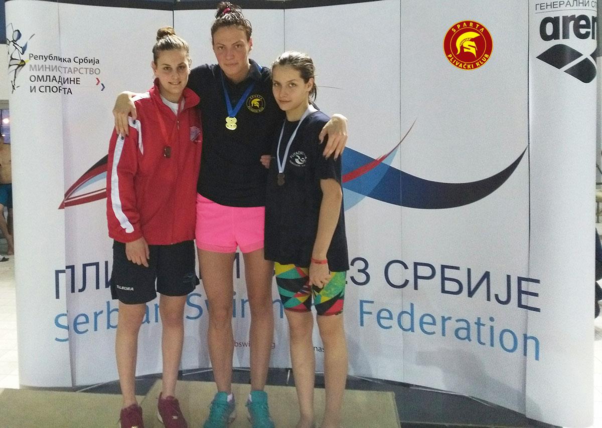 Jovana Bogdanović - Otvoreno prvenstvo Srbije 2018