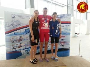 "Jovana Bogdanovic - XIII međunarodni plivački miting ""TROFEJ BEOGRADA 2014"""