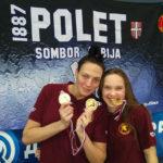 Jovana Bogdanović i Anja Jakimovski
