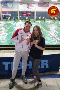 Jovana Bogdanović i Anja Jakimovski Vojvodina OPEN 2018