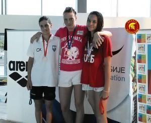 Letnje Prvenstvo Srbije za KOA 2015. - Jovana Bogdanović 200 m prsno