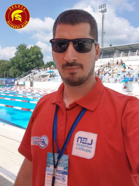 Miloš Spasić - Montenegro open 2018