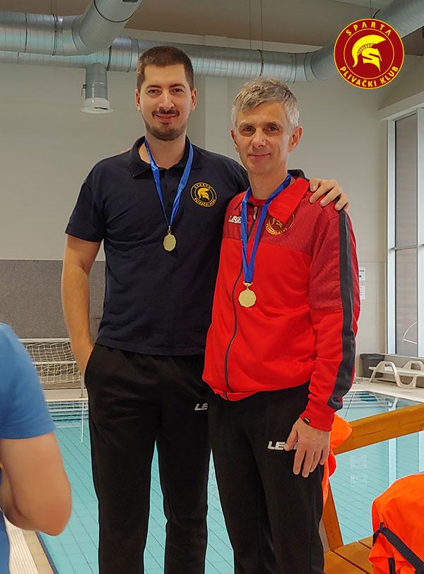Miloš Spasić i Zdravko Radić - Masters 2018
