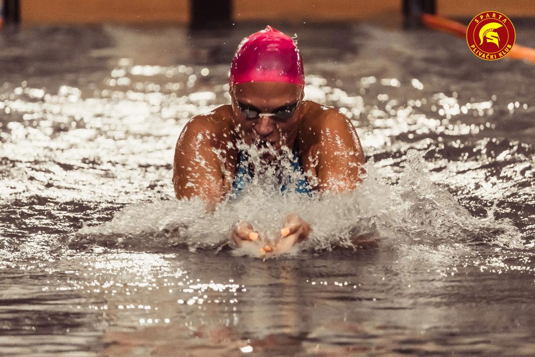 Jovana Bogdanović - 200 m prsno - Zimsko pojedinačno i ekipno prvenstvo Srbije u plivanju u 25 m bazenu 2018