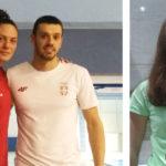 Jovana Bogdanović, Čaba Siladji i Dunja Stoev