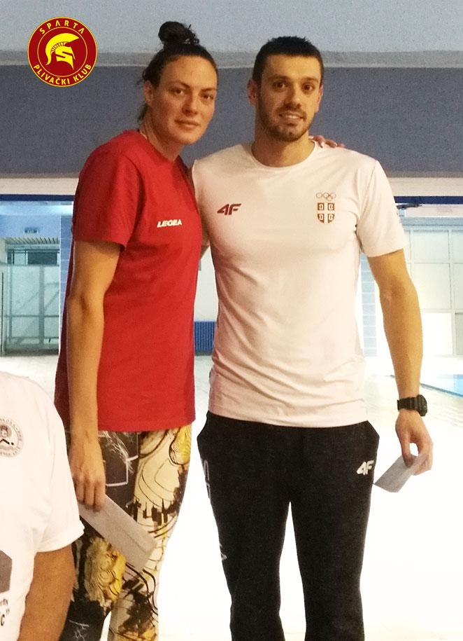 Jovana Bogdanović i Čaba Siladji - Sveti Nikola 2018