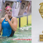 Jovana Bogdanović - najbolja plivačica u apsolutnoj konkurenciji na Zimskom pojedinačnom i ekipnom prvenstvu Srbije u plivanju u 25 m bazenu 2018