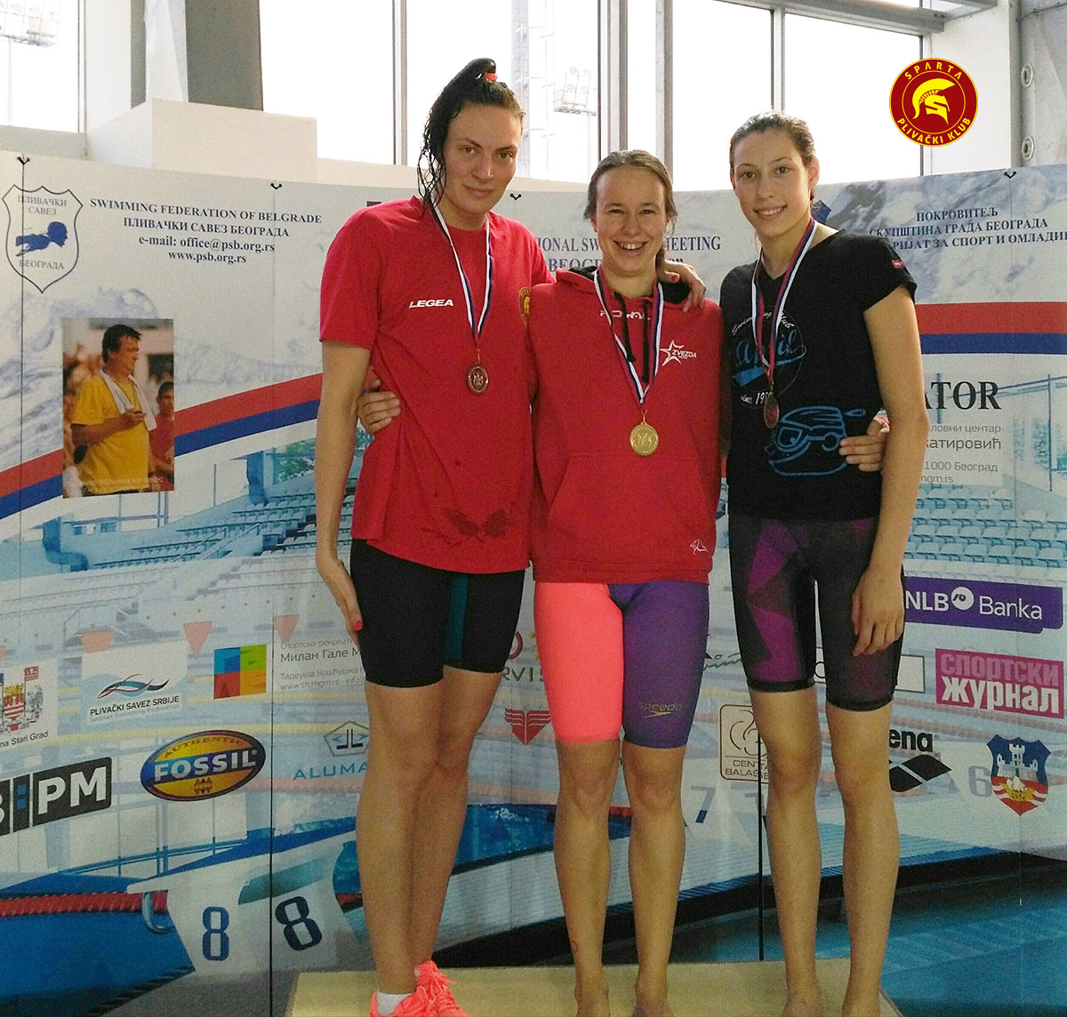 Jovana Bogdanovic - Trofej Beograda 2018