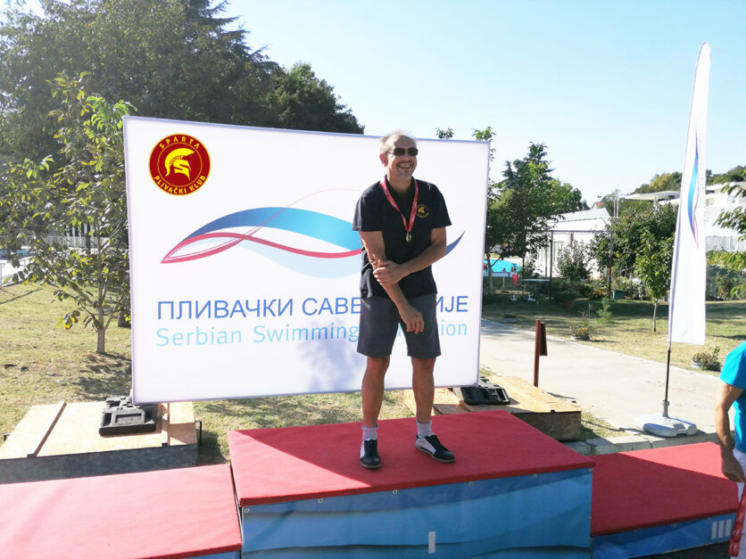 Stojan Bašaragin - Masters 2020.